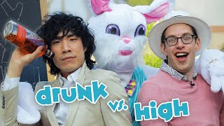 The Try Guys Drunk Vs. High Easter Egg Hunt