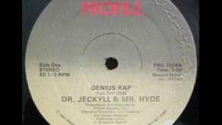 Dr Jeckyll and Mr Hyde- Genius Rap