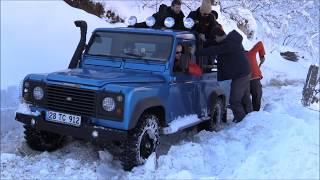 Nissan Navara|Mitsubishi L200|Land Rover DEFENDER @Turkey EXTREME OFF ROAD