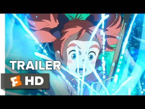 Mary and the Witch's Flower US Release Trailer (2017) | Movieclips Indie