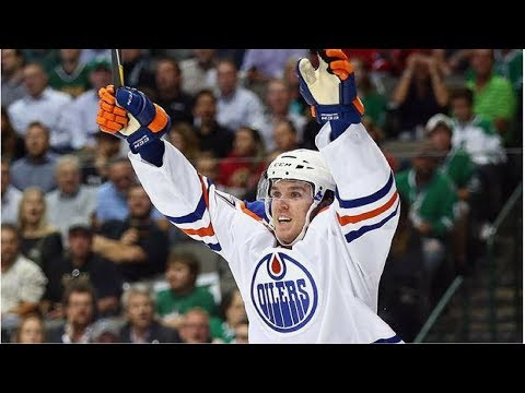 Best goals by Connor McDavid in his career so far