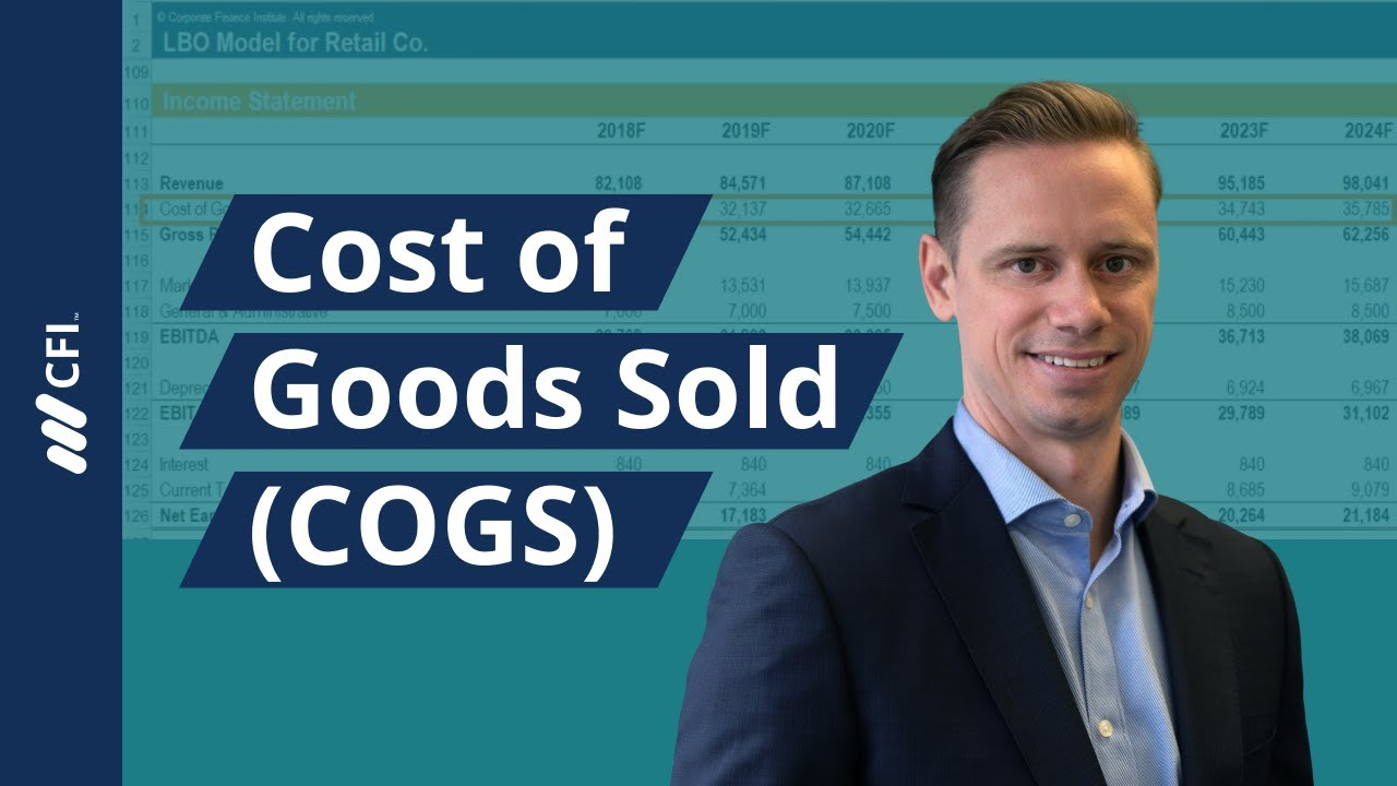 Cost of Goods Sold - Learn How to Calculate & Account for COGS