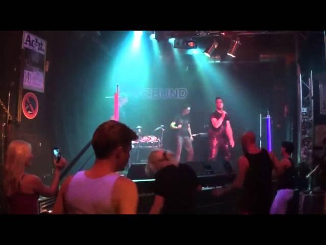Schwarzbund - Äther (Live@Garage Deluxe München)