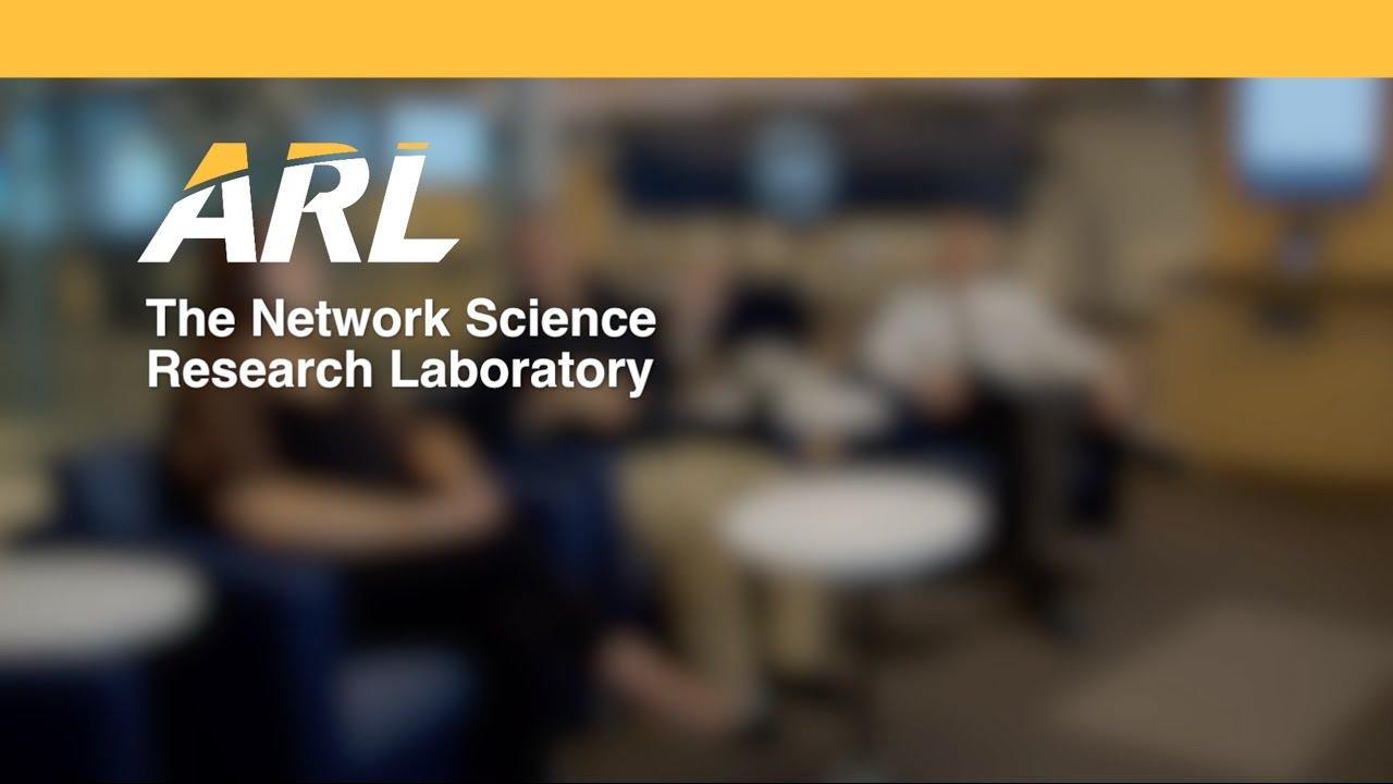 ARL Network Science Investigate Laboratory Virtual Tour