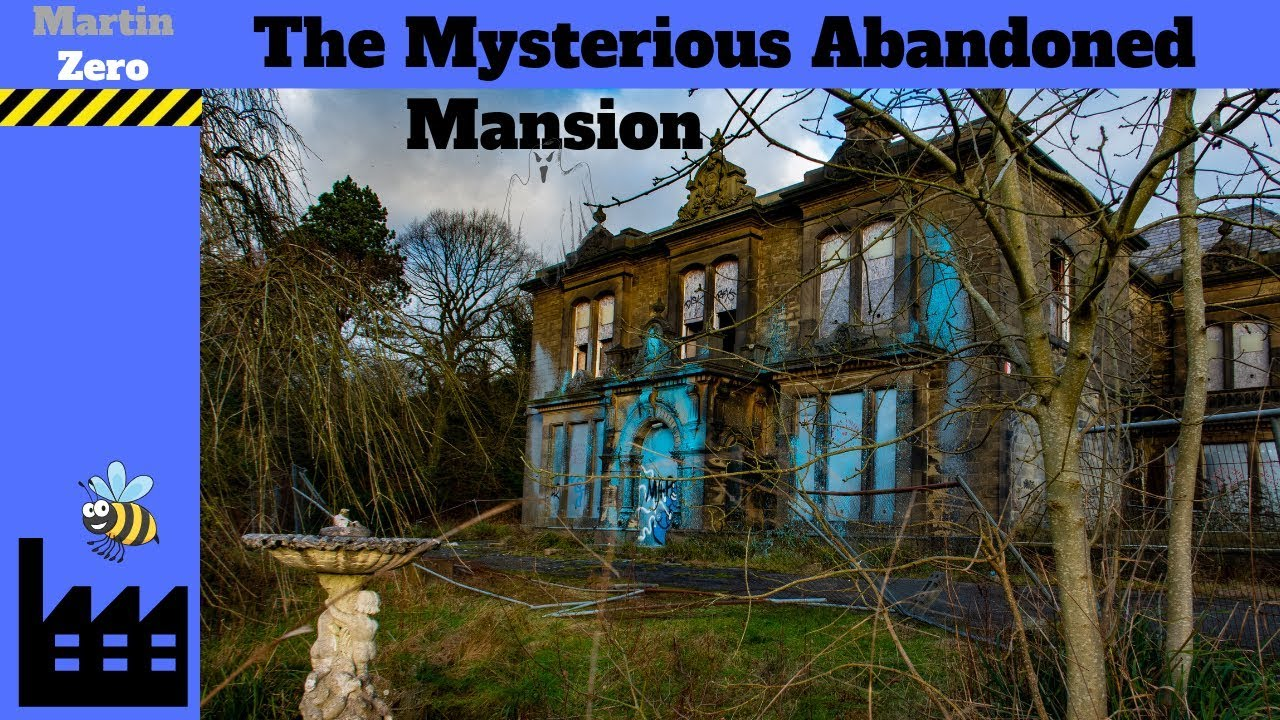 Exploring a Mysterious Abandoned Mansion