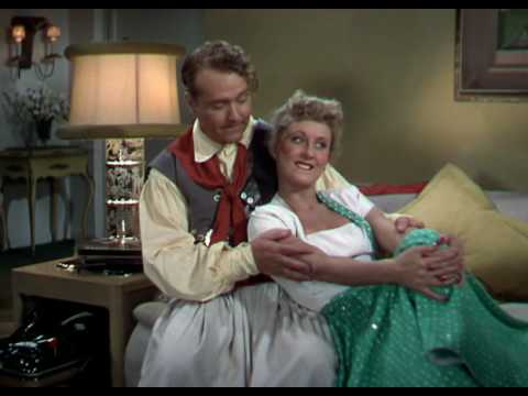 Red Skelton and Betty Garrett in Neptune's Daughter 1949