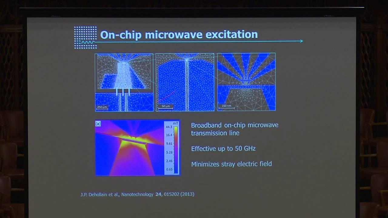 Quantum Information and Computing - Andrea Morello