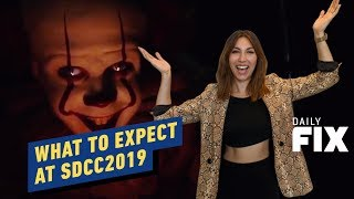 San Diego Comic Con 2019 Preview and What to Expect - IGN Daily Fix