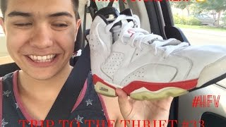 Trip to the Thrift #33 | Jordan 6