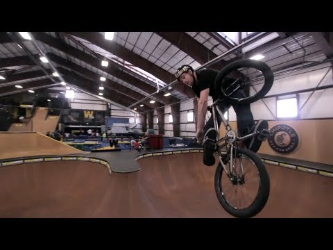 2014 Woodward: Day in the Life of Adam Baker