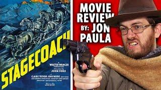 Video Stagecoach (John Wayne) -- Movie Review #JPMN download MP3, 3GP, MP4, WEBM, AVI, FLV Agustus 2018