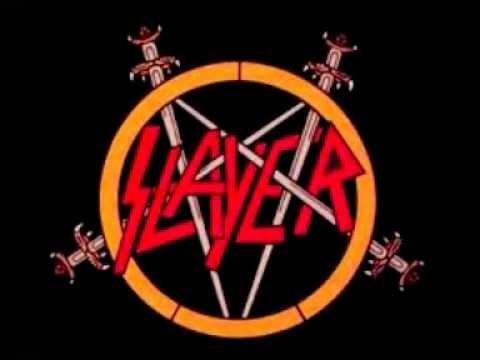 Slayer Raining blood Lyrics
