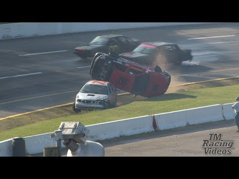 Langley Speedway - 10/24/15 - Day of Destruction - Enduro