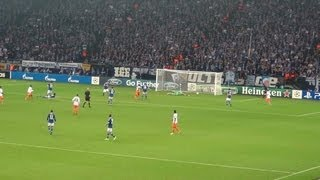 Schalke 04 FC - Montpellier Hérault SC (Los Paillados) # Fin de match magique