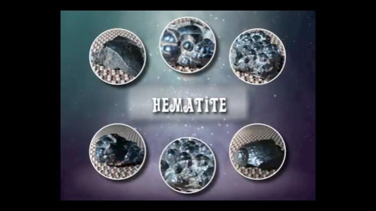Hematite - Lets Talk Stones