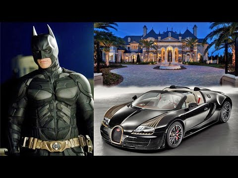 Batman Lifestyle , House , Cars, Net Worth || Superheroes In