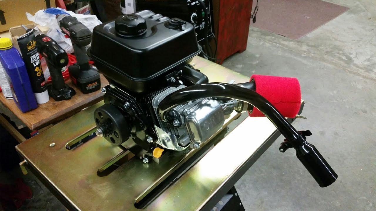 motorized custom drift trike build part 1 youtube