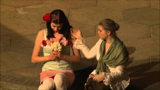 If Somebody There Chanced to Be - Ruddigore at the Minack Theatre 2012
