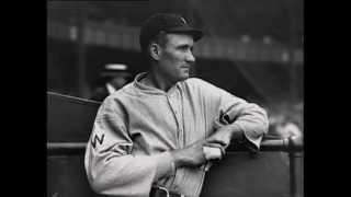 """Walter """"Big Train"""" Johnson - Baseball Hall of Fame Biographies"""