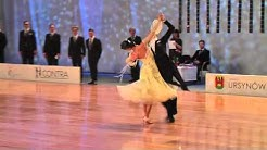 WDSF World Open Standard | Final Solo Quickstep | Polish Cup 2015