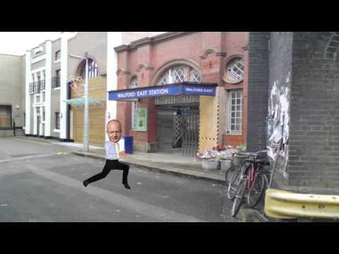 Max Branning On The Run