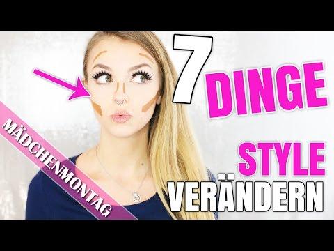 7 DINGE, wie du DEINEN STYLE VERÄNDERST! DAS kann JEDER UMSETZEN | MädchenMontagMai