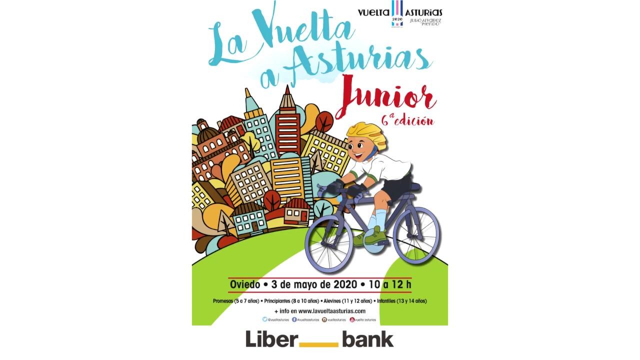 Vuelta Junior Liberbank 2020