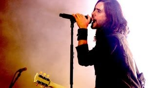 Repeat youtube video 30 Seconds to Mars KROQ 2013