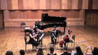 Yatzanu At - Givatayim Conservatory String Quartet