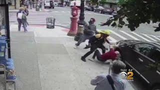 Victim Recovering After Brutal Assault On Bronx Corner