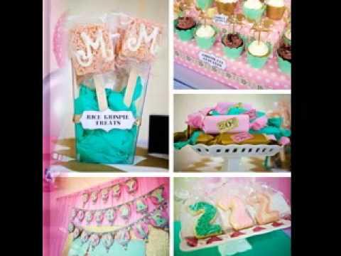 Easy Diy Birthday Party Decoration Ideas For Girls Youtube