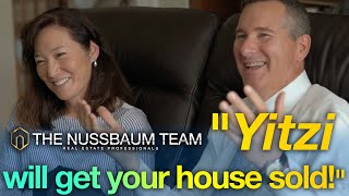 """Yitzi will get your house sold!"" #TheNussbaumTeam"