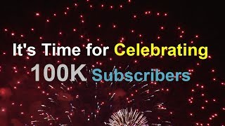 Celebrity Facts 100K Subscribers Celebration - 100k Subscribers Special