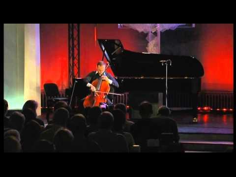 LIGETI Solo Sonata, Jakob Koranyi - Cello