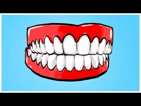 Выравнивание зубов у взрослых с помощью трейнера