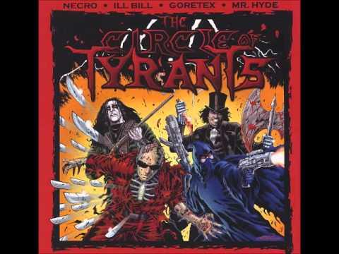 The Circle of Tyrants ( Necro , Ill Bill , Goretex , Mr. Hyde) (2005) [full album]