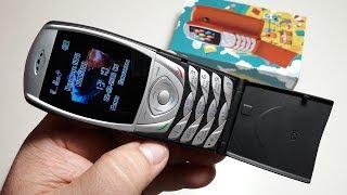 Новинка  крутяк телефон из Китая Servo S06. А не Nokia ли это ???