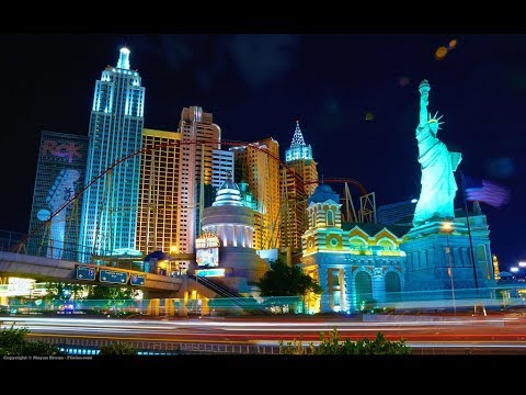 Eyewitness Report of Shooting at the Tropicana and NY NY