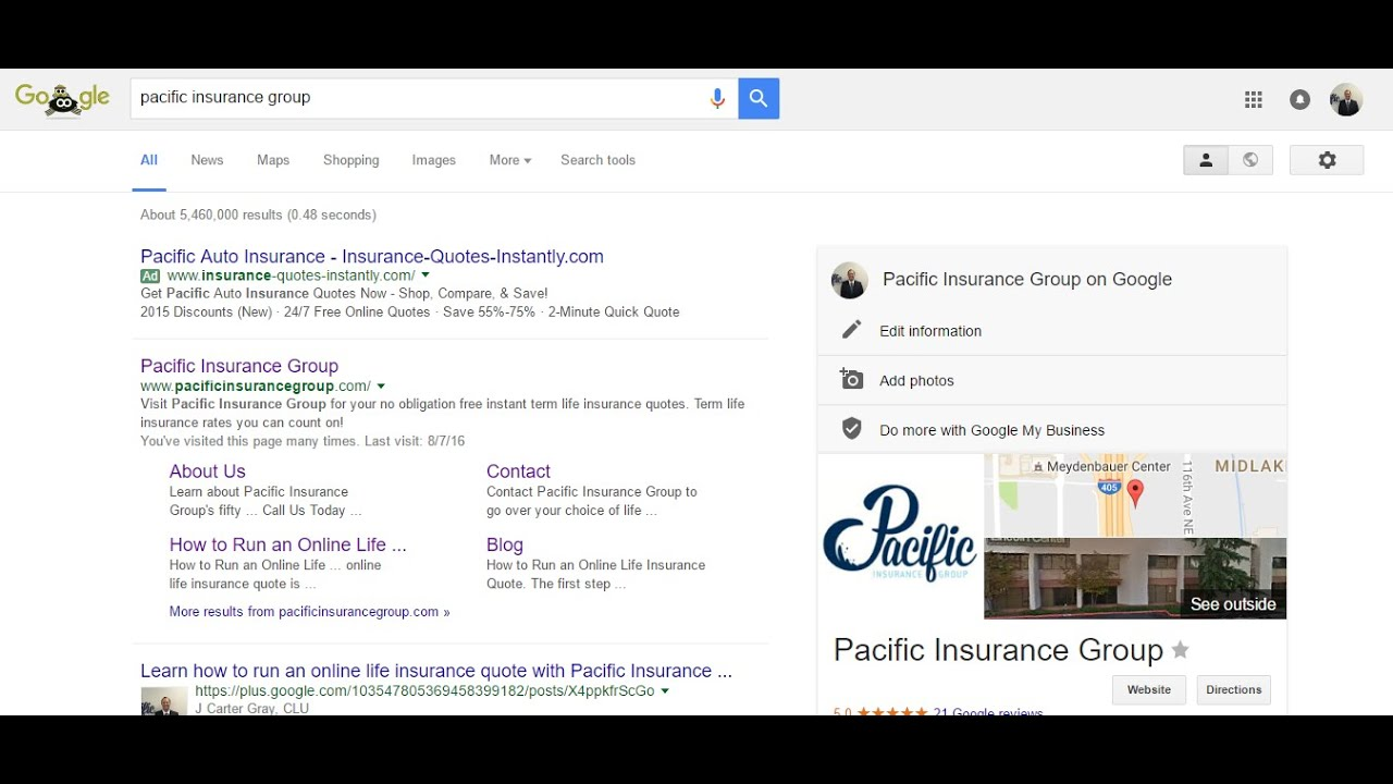 Online Life Insurance Quotes Pleasing How To Run An Online Life Insurance Quote  Youtube