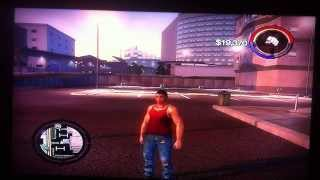 Saints Row 2:Give Cash cheat!