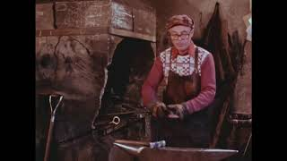 Traditional Crafts Of Norway - Episode 3 - Axe Making