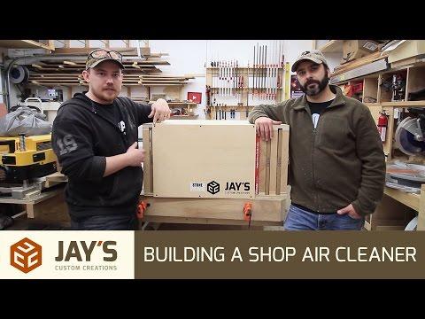 Build A Shop Air Cleaner - 237