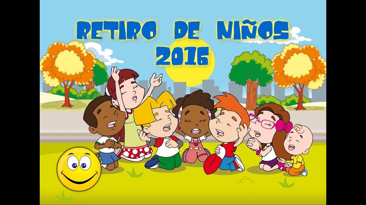 Dibujos De Las Misiones: RETIRO DE NIÑOS 2016