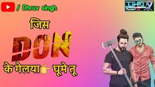  Gulzaar Chhaniwala Don New Haryanvi songs haryana whatsapp status Don song status 2020 Dhruv
