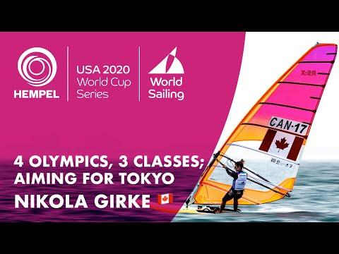 Nikola Girke: 4 Olympics, 3 Classes   Hempel World Cup Series Miami 2020