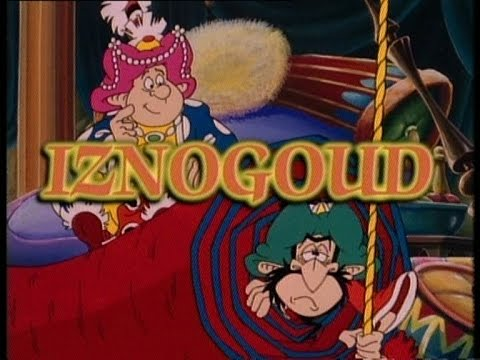 IZNOGOUD ep 1: The Hideaway Bed / Hat's Off! (English, High Quality)