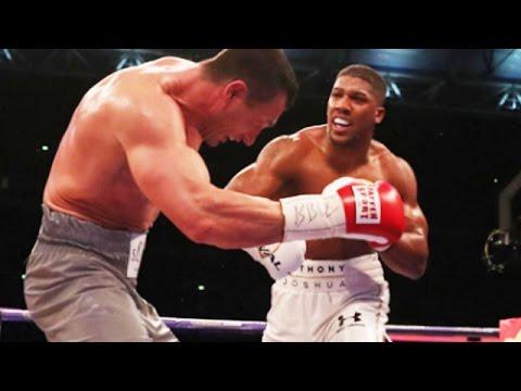 Anthony Joshua V Wladimir Klitschko Full Fight