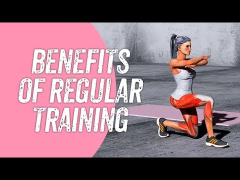 The Benefits of Regular Training - How exercise benefits your health