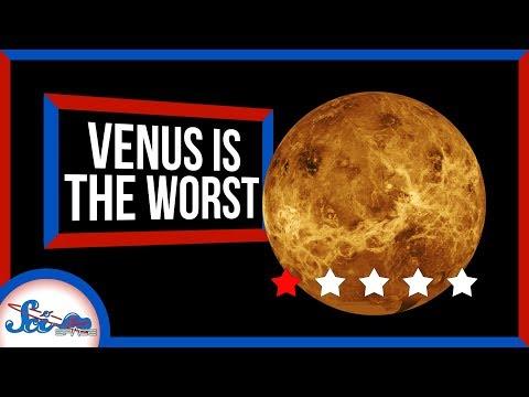 Aaron - Venus Is Awful