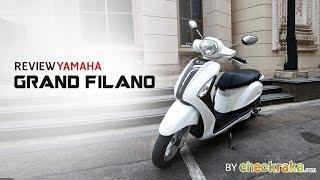 REVIEW รีวิว ยามาฮ่า แกรนด์ ฟีลาโน่ - Yamaha Grand Filano